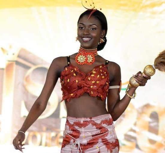 Côte d'Ivoire / Tara Gueye couronnée Miss Côte d'Ivoire 2019