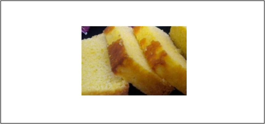 Cuisine/ Tarte à la farine de maïs