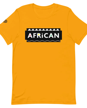 African Throwback