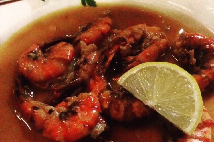 Taste of Angola