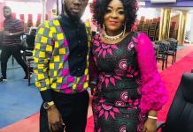 Ohemaa Tina and Akwaboah Jnr.
