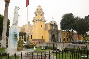 Iglesia La Santísima Cruz
