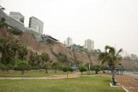 View of Miraflores from Playa Redondo II
