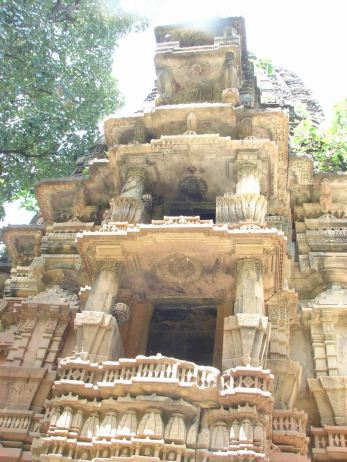 Arts Temple in polo forest