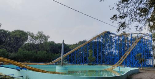 A12 - Water Splash Mountain