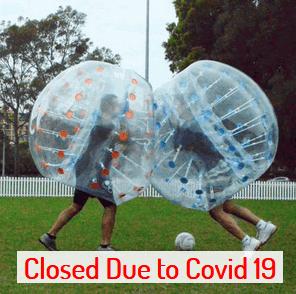 B12 - Bublle Soccer