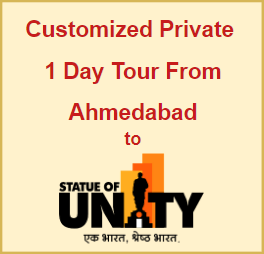 One day tour statue of unity