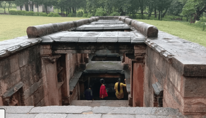 Stepwell Near Kaleshwari Temple Photo By Sanjay Shukla