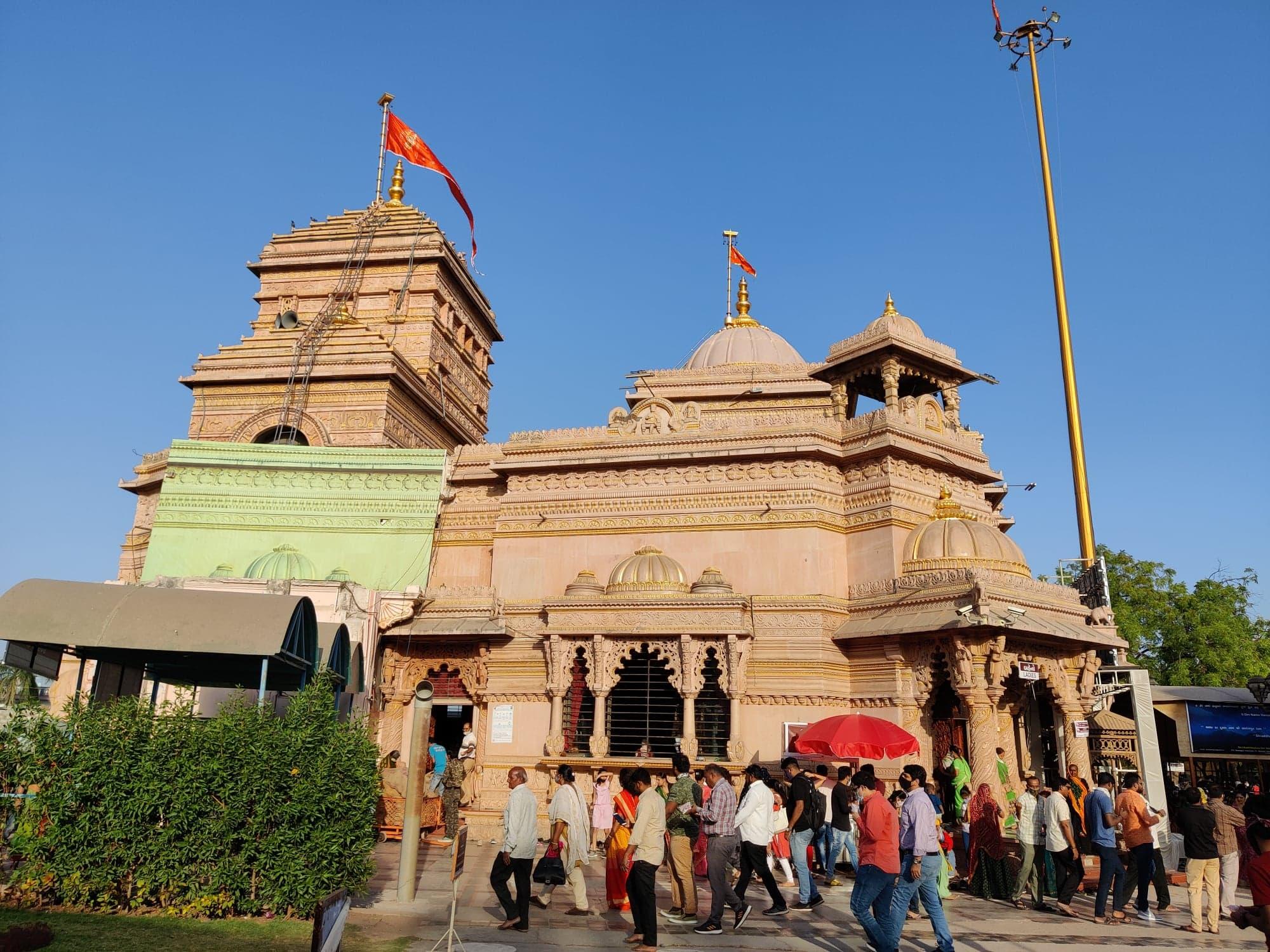 Salangpur Main Temple