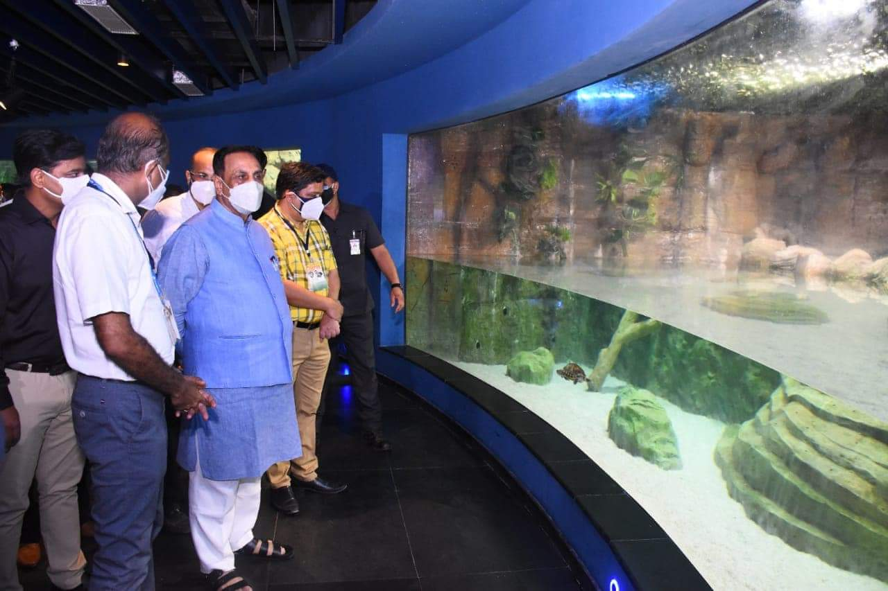 Science City Aquarium - Photo by Deshgujarat.com