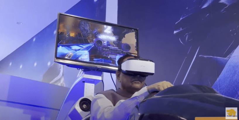 Science City 3D Virtual Games