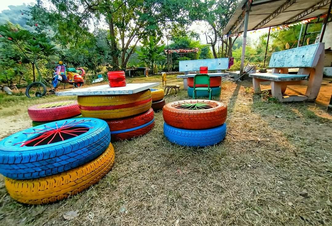Mayur Rathod Campsite area