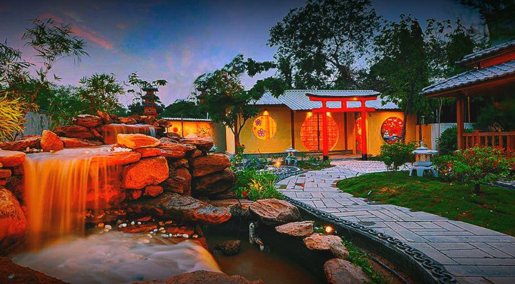 Zen Garden in Ahmedabad photo by Saurabh KG