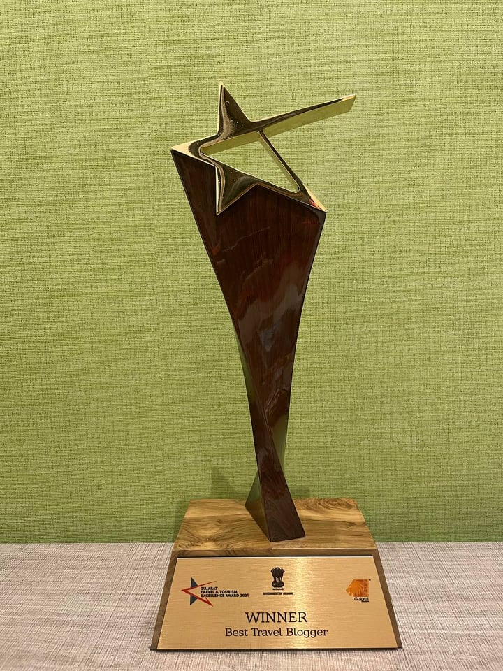 Best Travel Blogger Gujarat 2021