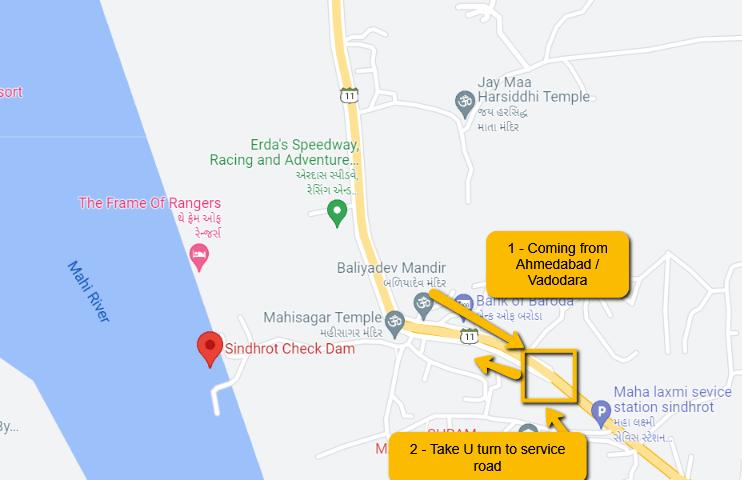 Sindhrot Route