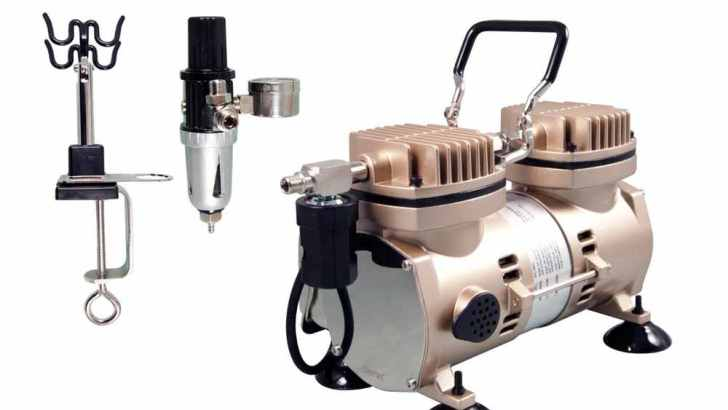Sparmax TC2000 Stormforce Compressor Full Review