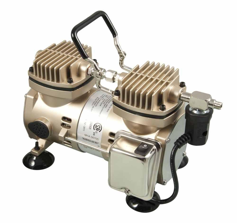 Review: Sparmax TC2000 Stormforce Compressor | Airbrush