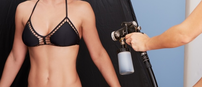 Introducing Airbrush tanning