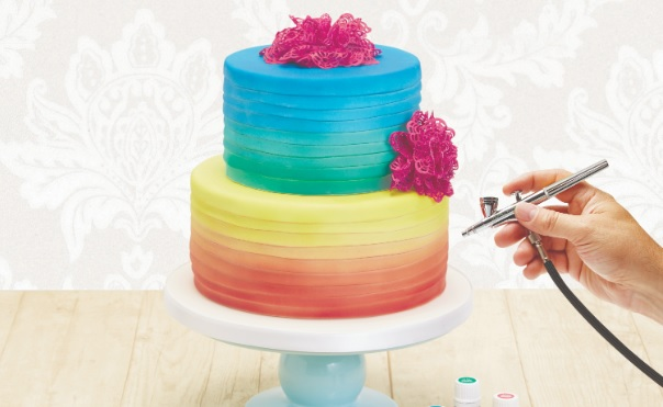 Ultimate buying guide: Airbrush Cake Decorating Kit
