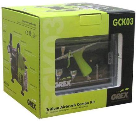 Grex GCK03 Airbrush Combo Kit review
