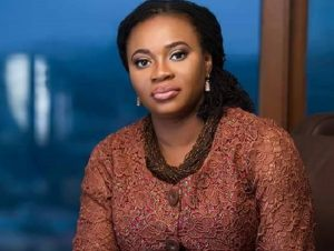Charlotte Osei, E.C. Chair