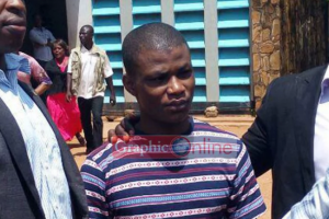 Let me talk to my girlfriend – alleged MP killer asks court