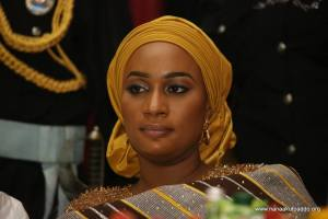Mrs. Samia Bawumia, wife of the Vice-President