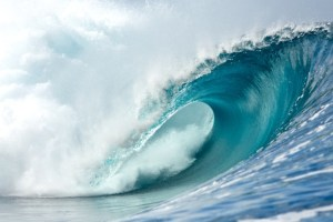 Power waves - Waves can generate huge amounts of renewal energy