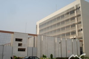 The Bank of Ghana