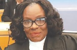 Gloria Akuffo, Attorney General and Minister of Justice