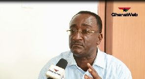 Dr. Owusu Afriyie Akoto, Minister for Food and Agriculture