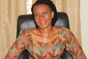 Dr Leticia Adelaide Appiah, Executive Director of the National Population Council