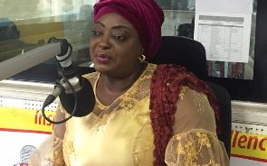 Freda Prempeh, Deputy Minister for works and housing