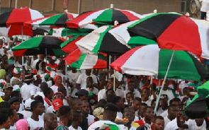 NDC feels there is an attempt by the government to distort history