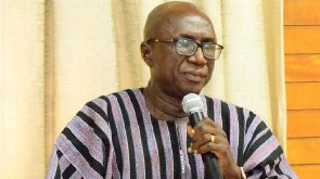 Interior Minister, Ambrose Dery