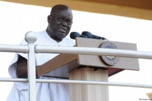 President Nana Akufo-Addo and the National Patriotic Party (NPP) is working on strengthening economic stability in Ghana