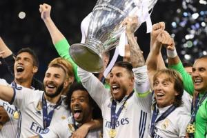 Real Madrid won the Champion League last season