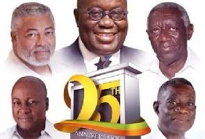 5 presidents of the fourth Republic