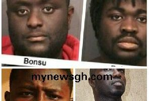 Ghanaians charged for romance scam