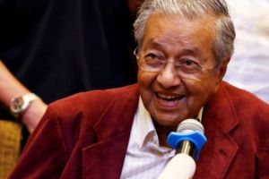 Mr Mahathir Mohamad, Prime Minister of Malaysia