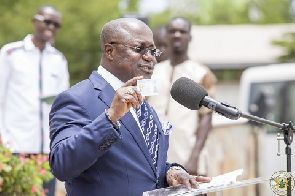 Prof. Ken Attafuah, NIA Executive Secretary