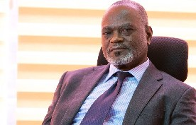 Dr Kofi Amoah, Normalization Committee Chair