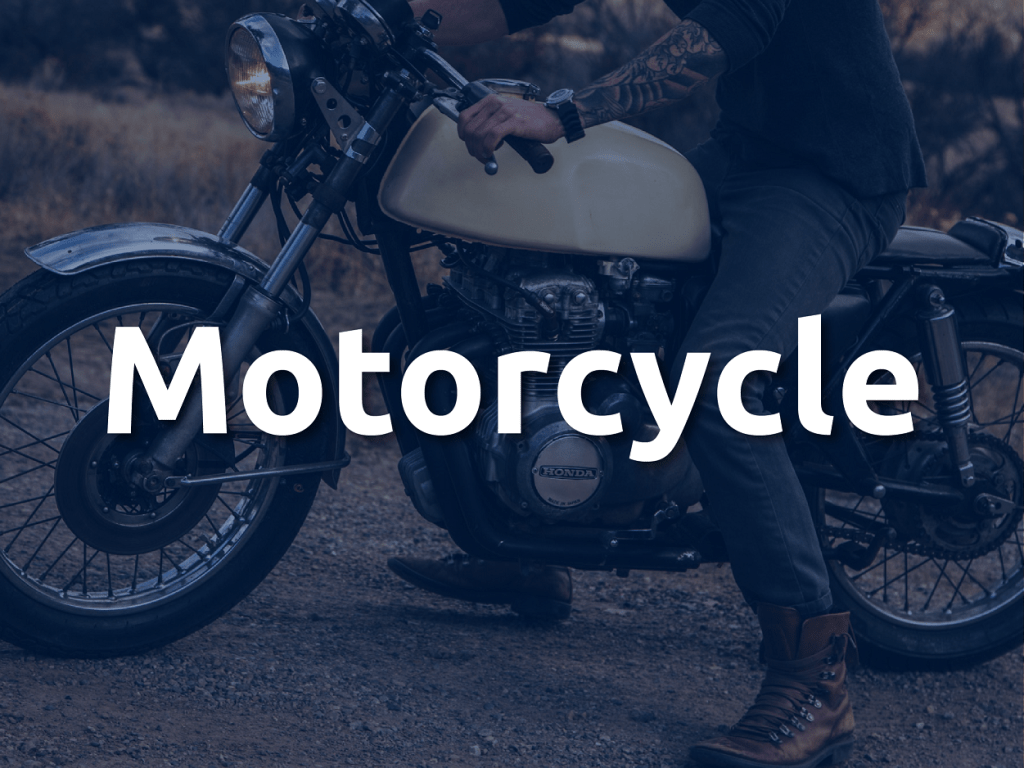 Motorcycle Insurance Banner