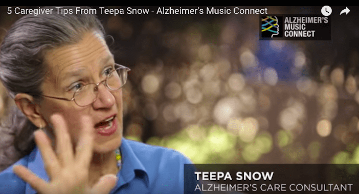 Teepa Snow's top 5 dementia care tips