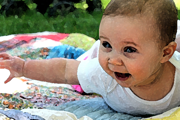 laughing baby 8