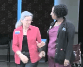 Teepa Snow demos 10 first steps to calm & comfort a distressed person living with dementia