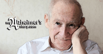 how difficult is it to support someone with alzheimer's or another form of dementia who cannot recognize or remember you?