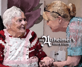 a real-life example of what great dementia care is: loving, engaging, respectful, meaningful and joyful for everyone involved