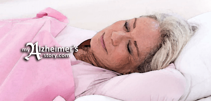need more sleep? here's a care partner tip that might help…