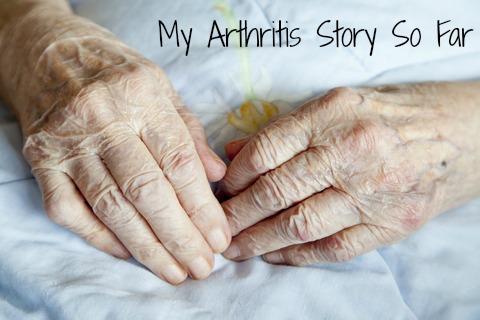 My Arthritis Story from myamazinggracefilledlife.com